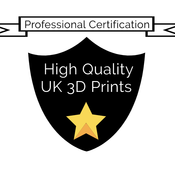 High Quality UK 3D Prints