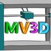 MV3D Logo