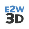 East2West3D Logo