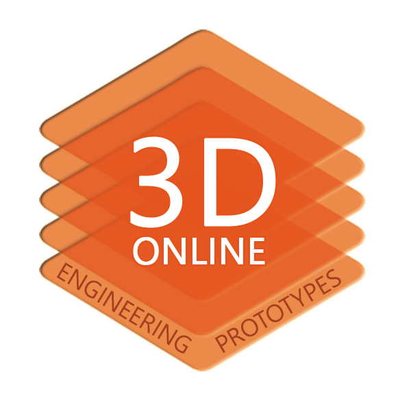 3D Engineering Prototypes Online