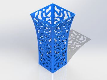 Flower vase 3