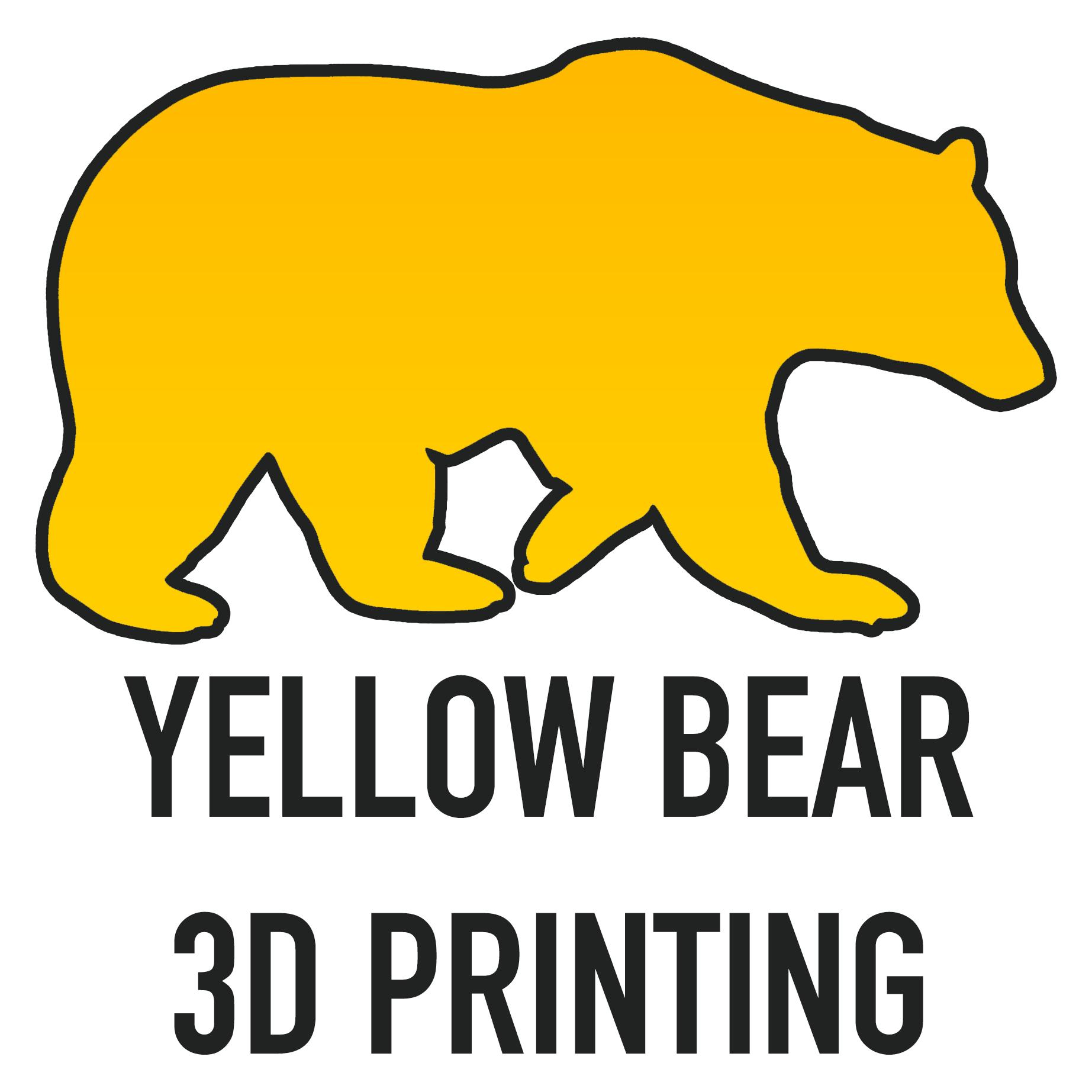 Yellow Bear 3D Printing