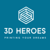 3D-Heroes Logo