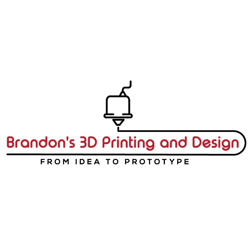Brandon's 3D Printing