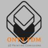 Onyx FDM Logo