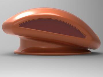 Napkin holder ( porte serviette de table)