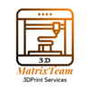 MatrixTeam 3DPrint Services Logo