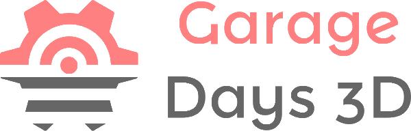 Garage Days 3D Print Service