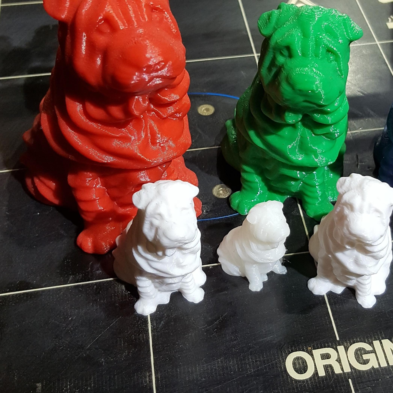 OKSharPei 3D