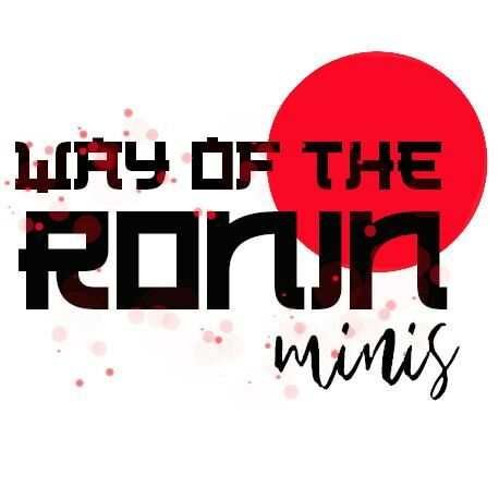 Way of the Ronin Minis