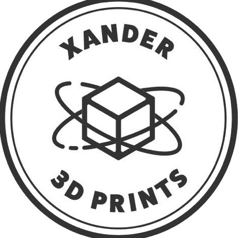 Xander 3D Prints