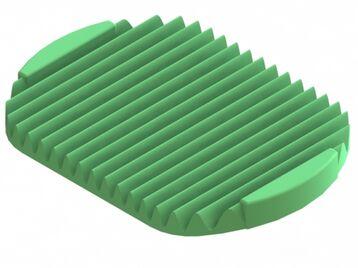 Sine Wave Soap Dish