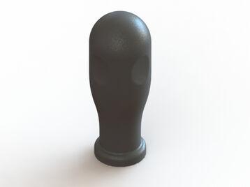 Large Round Handle