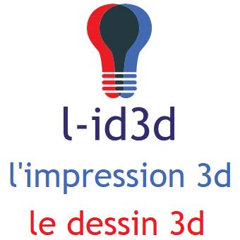 l-id3d l'impression 3d , le dessin 3d
