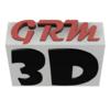 GRM3D Logo