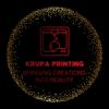 Krupa Printing Logo