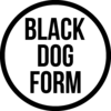 Black Dog Form Logo