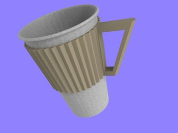 Starbucks 16oz Cup Holder
