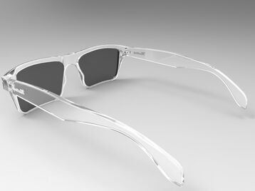 Mustang Sunglass/glass