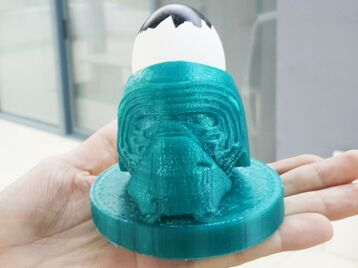 Kylo Ren Egg Holder