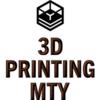 3D Printing Monterrey Logo