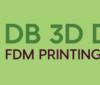 DB 3D Druck Logo