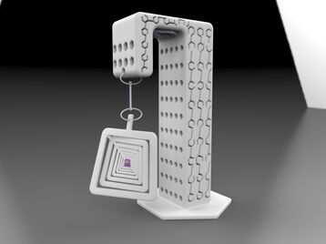 Micro illusion base