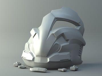 SWTOR Arcann Mask