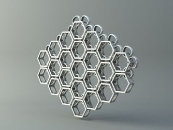 Net from Hexagons