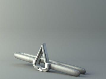 Tie clip - Assassin's Creed