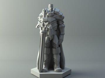 Berserker - D&D miniature