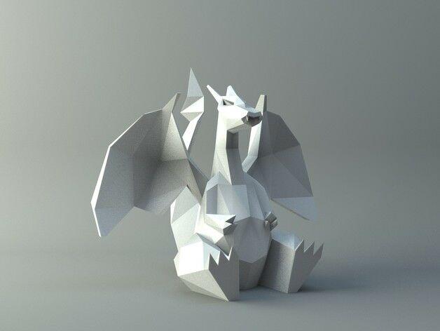 30 Absol-utely Astonishing Origami Pokemon Because You Asked Furret | 472x628