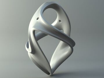 Ornament - oval