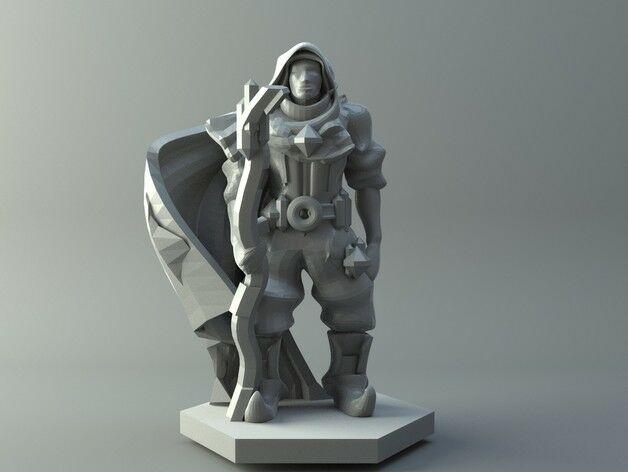 Mage - D&D miniature