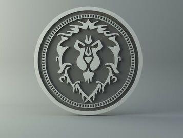 Alliance amulet