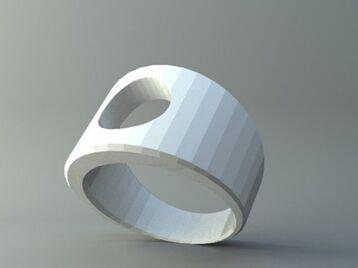 Ring - Round hole
