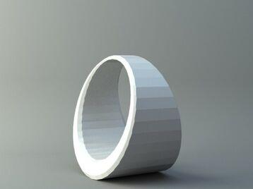 Ring - Bevelled Cylinder