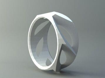 Ring - Latticed 3