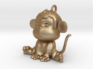 Monkey  Pendant