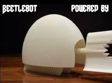 3D Printed BeetleBots
